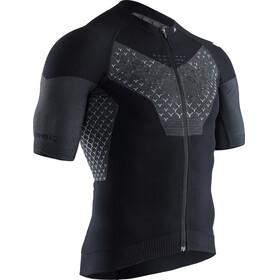 X-Bionic Twyce G2 Bike Zip Shirt SS Men black melange